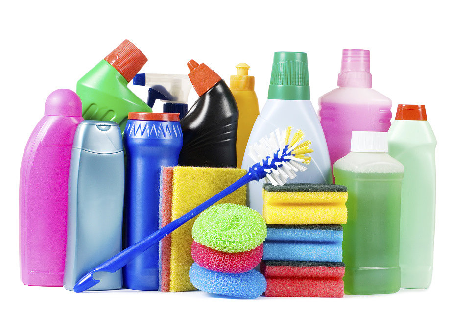 Какой должна быть бытовая химия в нашем доме или чистота с привкусом химии